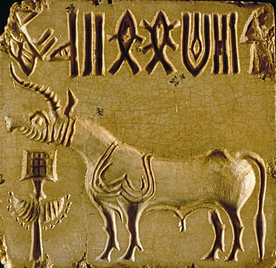 Unicorn_Seal_Indus_Valley